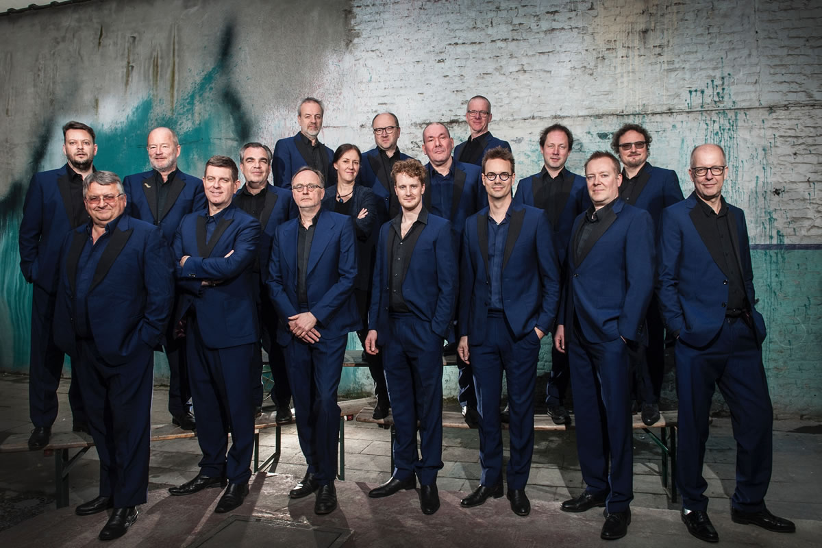 Brussels Jazz Orchestra as curator of the Grand Place